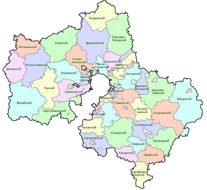 Особенности бурения скважин в Московской области